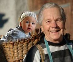 Старик–старуха и внутренний ребенок